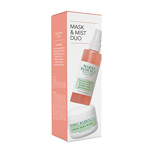 Mario Badescu Mist & Mask Duo Rosewater Edition