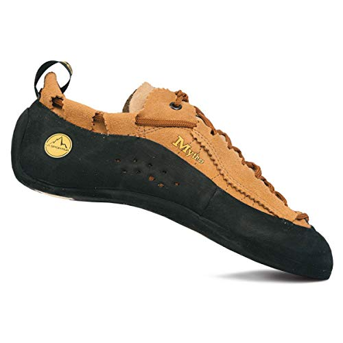 La Sportiva Men's Mythos Rock Climbing Shoes-Terra-44.5 ()