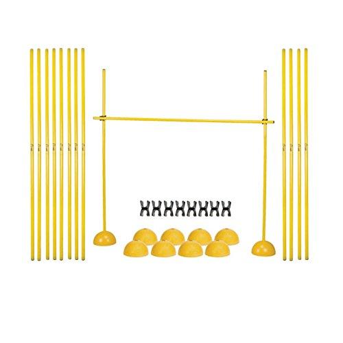 Champion Sports Agility Hurdle Yellow product image