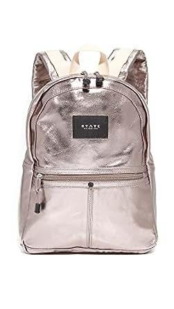 STATE Women's Mini Kane Backpack, Chrome, One Size