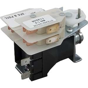 Potter & Brumfield 410125 S90 Series 3PDT 115V Relay