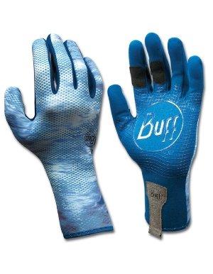 Buff Adult Sport Series MXS 2 Water Gloves,Small/Medium,Pelagic
