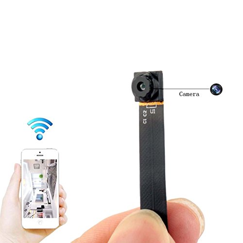 Mini WIFI Camera,SANPROV Wireless Camera Security Cameras Nanny Cam with Motion Detection