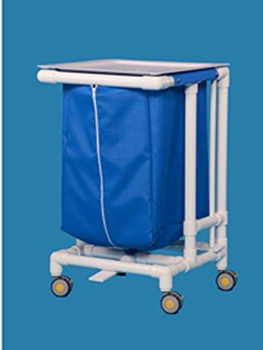 MRI Compatible Jumbo Linen Hamper IPU MRI-JH41 FP Blue