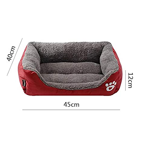 Cupcinu Cama de Perro Nido Mascota Gato Funcional casa de Perro caseta caseta Perro casa para Perros pequeños y medianos: Amazon.es: Productos para mascotas