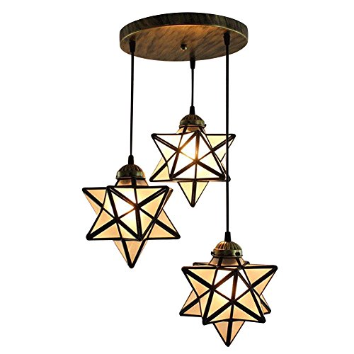 Star Ceiling Pendant Light in US - 4