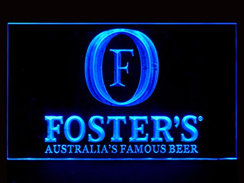 Australia Beer (Foster's Australia Beer Sport Game Bar Hub Advertising LED Light Sign J277B)