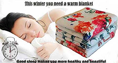 Amazon.com: Warm Blanket Electric Heated Blanket 220V Electric Blanket Single Manta Electrica Electric Heating Blanket Carpets Heated Mat: Home & Kitchen