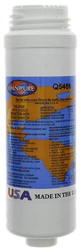 Omnipure Q5486 Q-Series GAC and Phosphate Water Filter