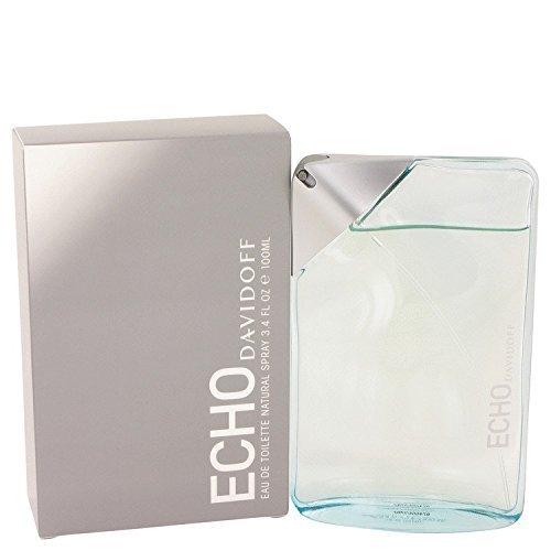 Echo Cologne for Men 3.4 oz Eau De Toilette Spray (Labyrinth Of Echo)