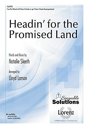Headin' for the Promised Land (King Accompaniment Cd)