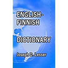 English / Finnish Dictionary (Dictionaries Book 11)