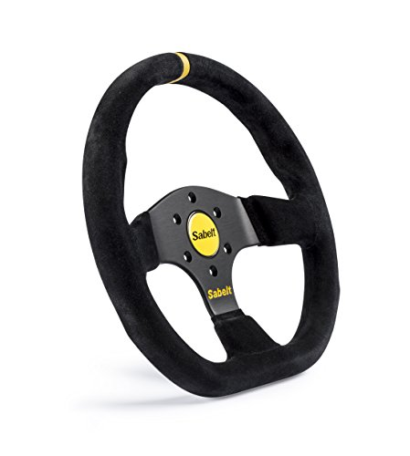 Sabelt SW-733 - Steering Wheel - Flat bottom 330mm, used for sale  Delivered anywhere in USA