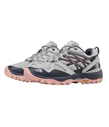The North Face Hedgehog Fastpack GTX Hiking Shoe - Women's Meld Grey/Pink Salt, 9.0