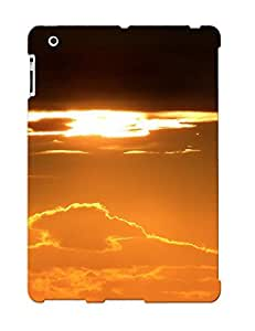 Crooningrose High-quality Durability Case For Ipad 2/3/4(sunset Landscapes )