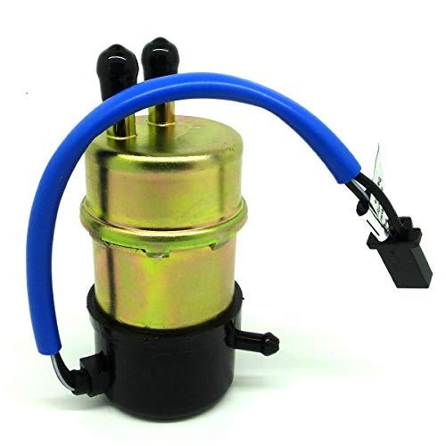 (Fuel Pump For Honda CBR600F CBR600F2 CBR600F3 CBR600F4 TRX350 TRX350D VF1100C VF700C VF750C VF700F VF750F 700 750 V45 V65 Magna - 12V 50-60LPH Magna Interceptor)