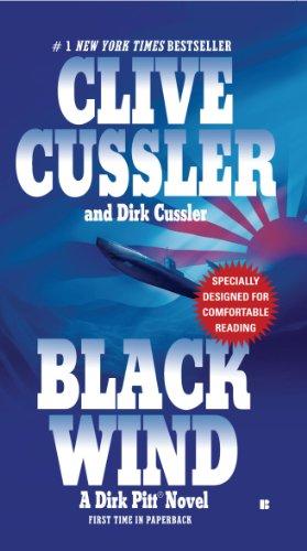 Black Wind (A Dirk Pitt Adventure Book 18)