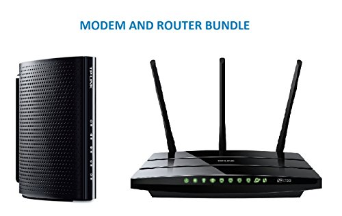 Tp Link Docsis 3 0 8x4 High Speed Cable Modem Tc 7610