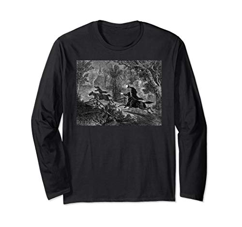 The 10 best headless horseman long sleeve t shirt for 2020
