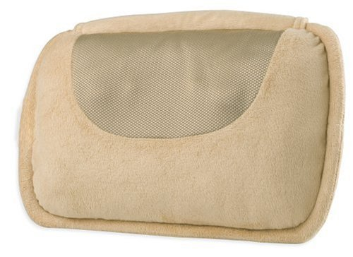 Homedics Therapist Select SP-10H Shiatsu Pillow, Beige