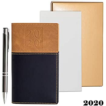 Amazon.com : 2019 Pocket Planner/Pocket Calendar: Includes ...