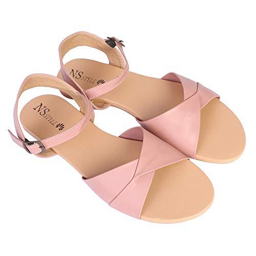 NS Style Women's Flat Sandal