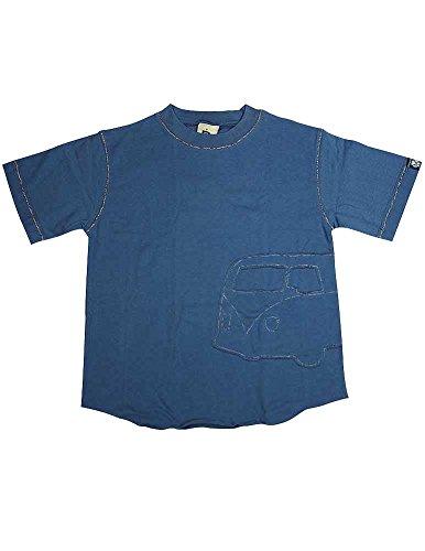 Dogwood Clothing - Little Boys Short Sleeve Tee Shirt, Blue 11547-6