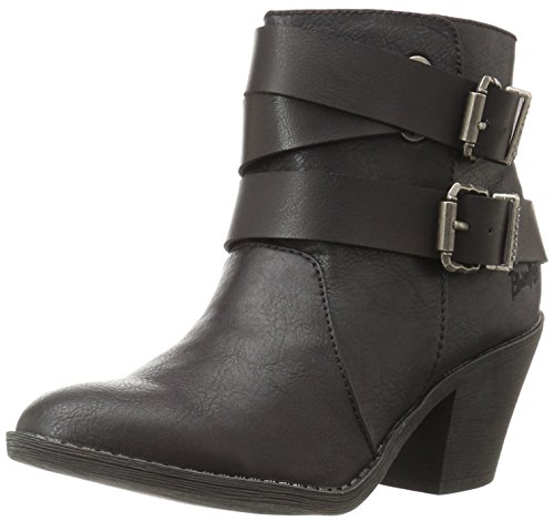 Bootie Women's Ranger Black Sworn Old Ankle Blowfish tSzq8