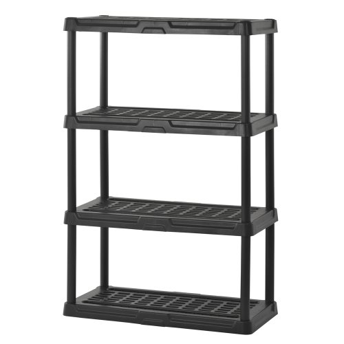 (Sandusky Lee PS361856-4B Plastic Shelving, 36