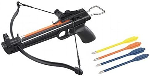 CNC Recurve Mini Crossbow LIE Stainless Steel and Aluminum Outdoor Shooting Toy