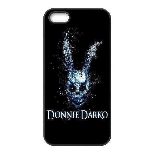 G8E35 film Donnie Darko O7C2BK coque iPhone 5 5s cellulaire cas de téléphone couvercle coque noire RS7QLJ7TY
