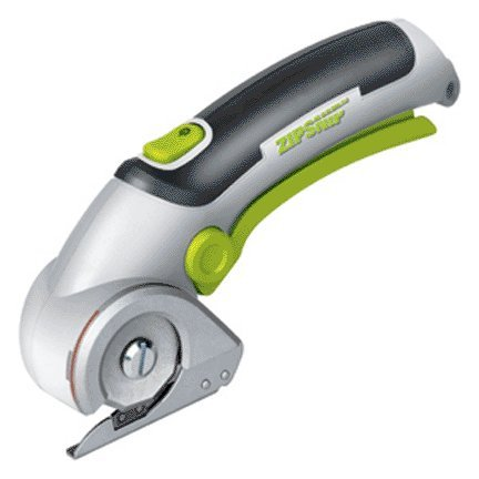 ZipSnip Cordless Cutter - White (Cordless Power Scissors compare prices)