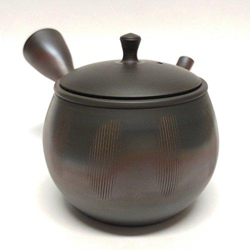 Japanese Teapot Kyusu Tokoname Kiln / Potter: Gyoko / 330 ml (11 oz)