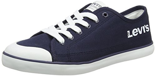 Levi's Venice L, Sneaker Uomo Blu (Navy Blue)