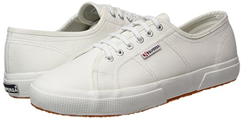 Ukfglu 2750 White Low Sneakers Unisex top Adults' Superga aSOPw