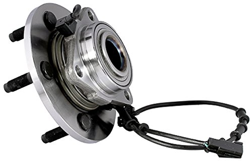 Door 4 1500 4wd - Callahan 515073X1 FRONT Premium Grade [ 5 Lug 4WD ABS ] Wheel Hub Bearing Assembly [ 515073 ]