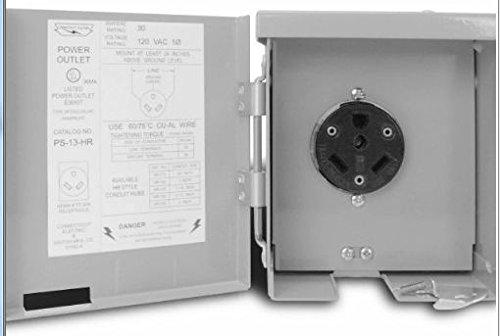 rv 120v outlet - 1