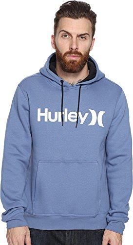 Hurley Surf Club One & Only 2.0 Pullover Hoody - Ocean Fog - M