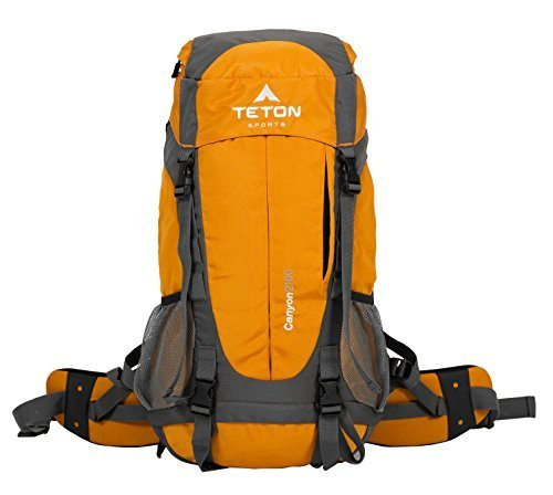 TETON Sports Canyon 2100 Internal Frame Backpack by Teton B018RRCW94 Wanderruckscke Verkaufspreis