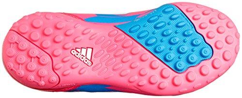 adidas F10 Tf J - Botas de fútbol Unisex Niños Sopink/Cwhite/Solblu