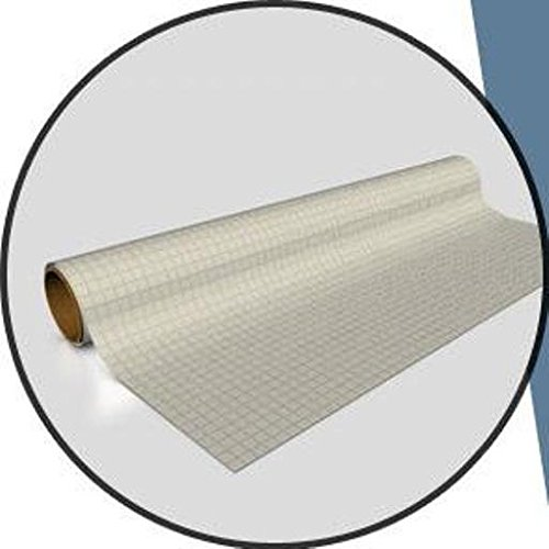 amazon com gaming paper roll 1 square beige rpg mat 30 x12