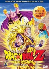 Dragon Ball Z Saga De Majin Boo Completo