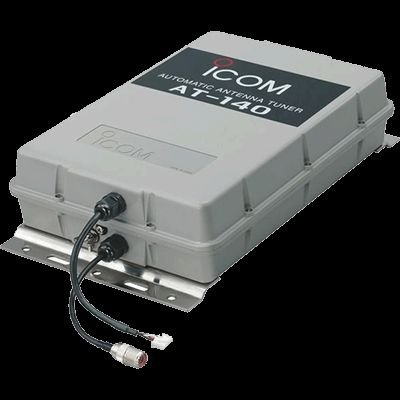 Icom Antenna Tuner - ICOM AT-140 Automatic Ssb Antenna Tuner