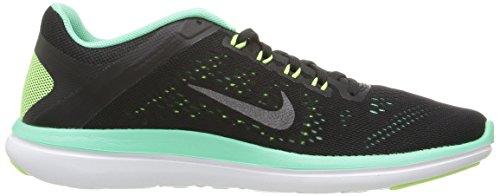 Nike Green Chaussures de Glow White Black Mtlc Dark Femme 009 Noir Grey 830751 Trail 6qRr6fw