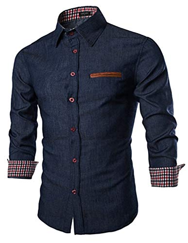 COOFANDY Casual Button Shirts Long Sleeve product image