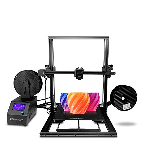 Zonestar Z10M2 Aluminum DIY 3D Printer 300300400mm Printing Size