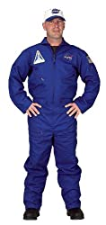 Aeromax Adult Flight Suit (Adult Small)