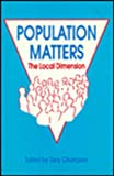 Population Matters : The Local Dimension, , 1853962015