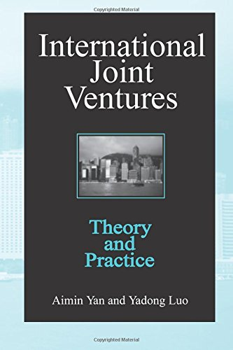International Joint Ventures: Theory and Practice por Aimin Yan