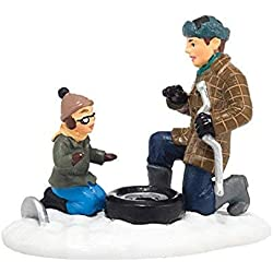 "Department 56 A Christmas Story ""Oh, Fudge!"" Figurine #4038245"